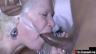 Dirty Mommy In Interacial Hard Scene
