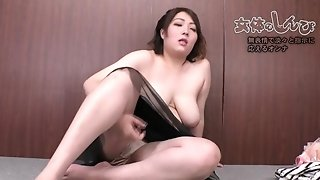 Asian chubby amateur Nyoshin