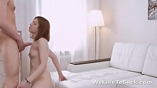 Sunny Fox - Perfect Handling blowjob and sex