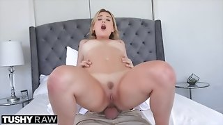 Tushy Raw Anal Serena Craves a Good Butt Fucking Domination
