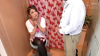 Japanese Erika hardcore massage
