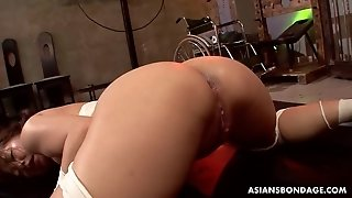 Asian salacious gal Nene Masaki rough sex clip