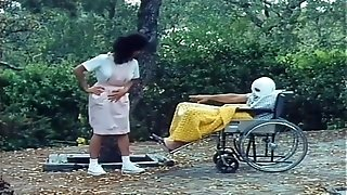 70s doctor tricks precious retro nurse and pleases her with classic hardcore sex