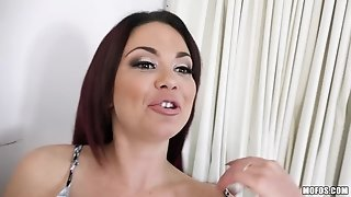 Latina mature Brooke Beretta gets fucked by Tony Rubino