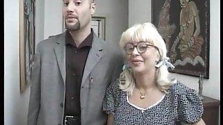 Very Busty Italian mother I´d like to fuck gets rear-copulating