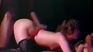 Fucking brains out of classy chick - Classic Adult Videos