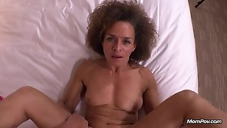 Francis Hottie Hairy Mom Hungry For My Dick