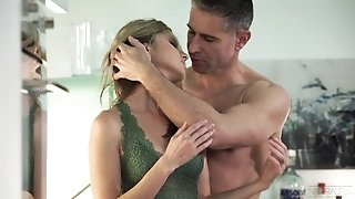 Action With Charming Girl - Gina Gerson